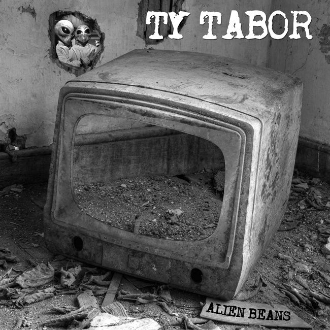 "CD review TY TABOR ""Alien Beans"""