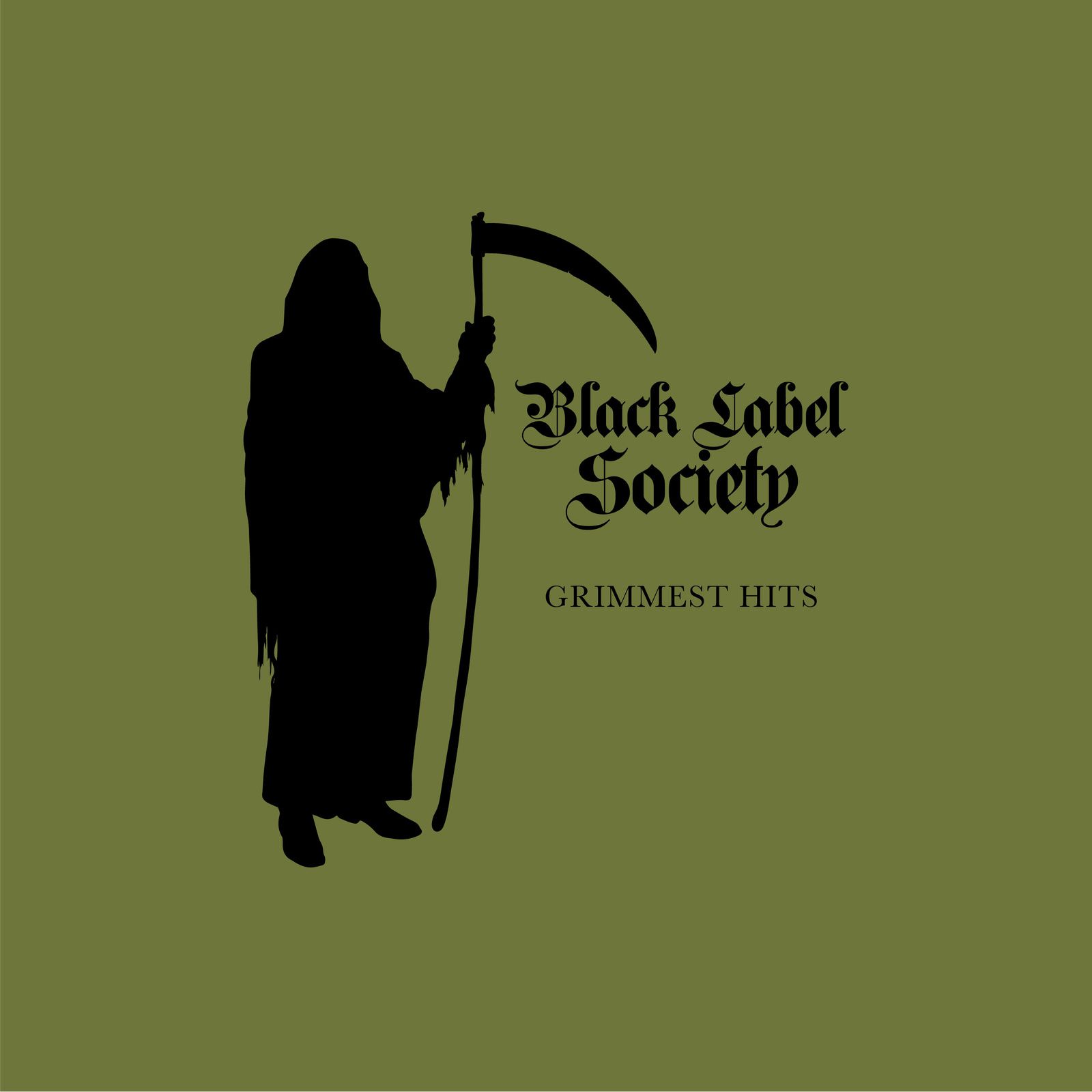 "CD review BLACK LABEL SOCIETY ""Grimmest Hits"""