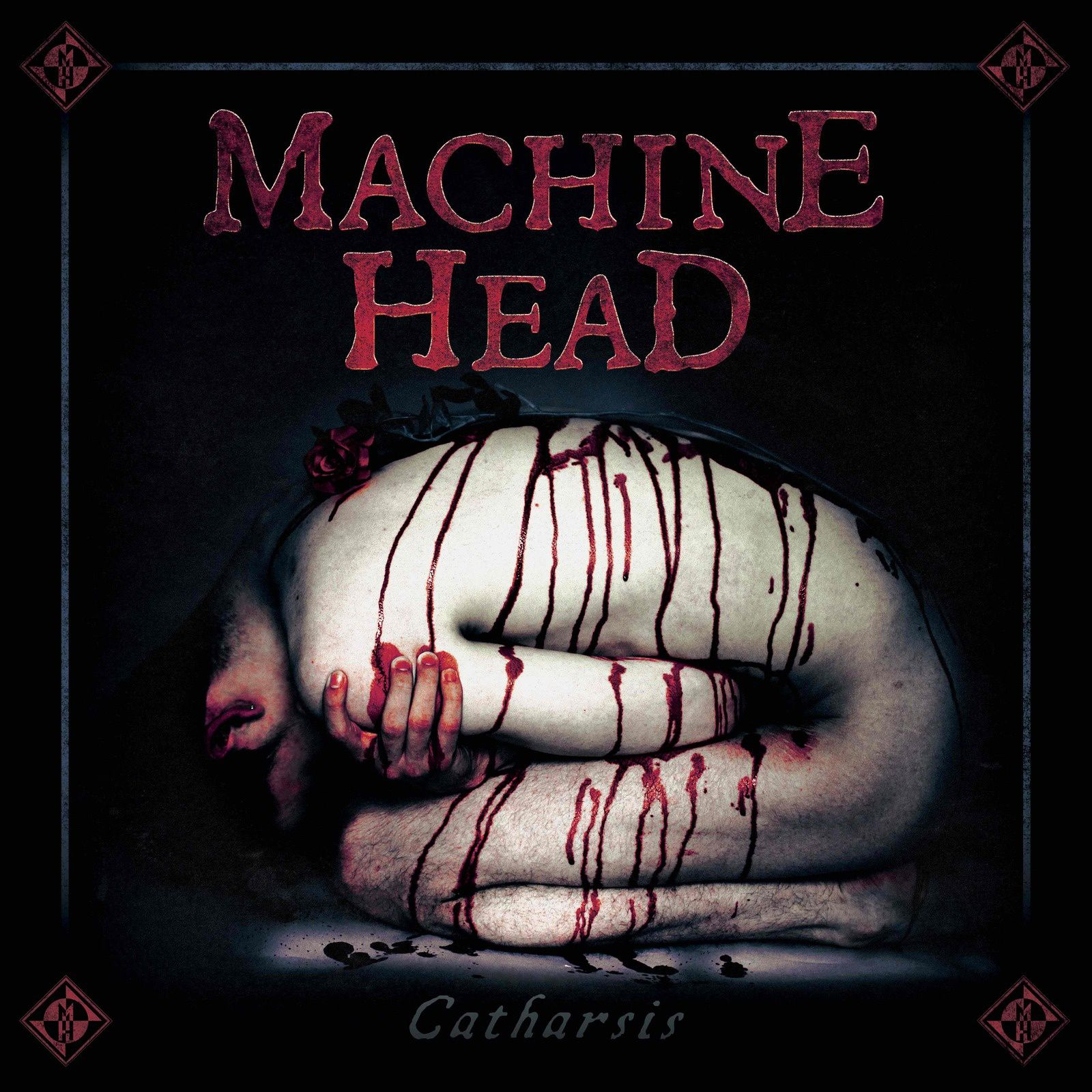 """CD review MACHINE HEAD """"Catharsis"""""""