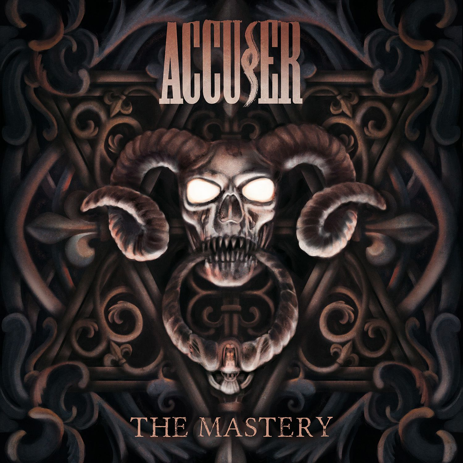 """CD review ACCUSER """"The Mastery"""""""