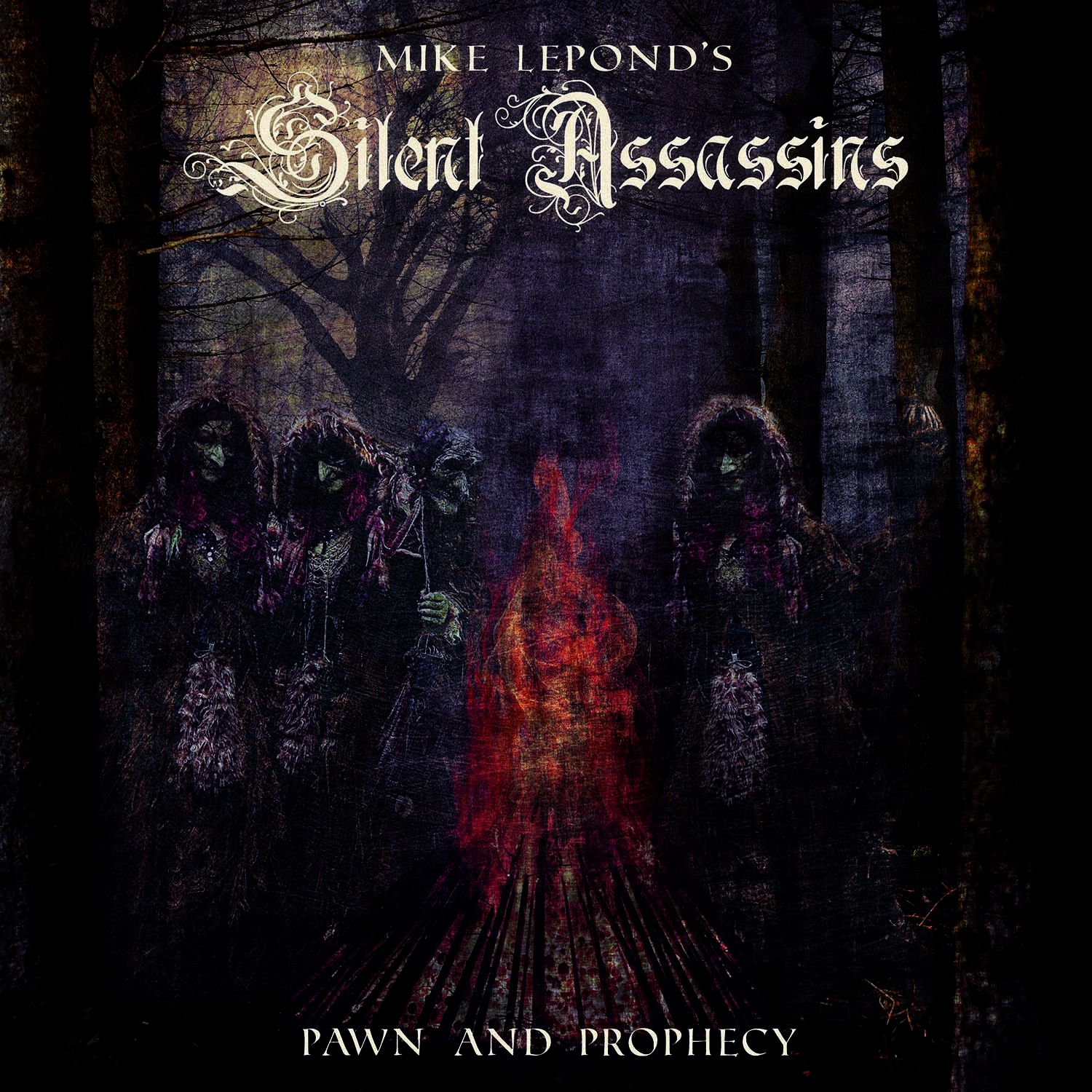 """CD review MIKE LEPOND'S SILENT ASSASSIN """"Pawn and Prophecy"""""""