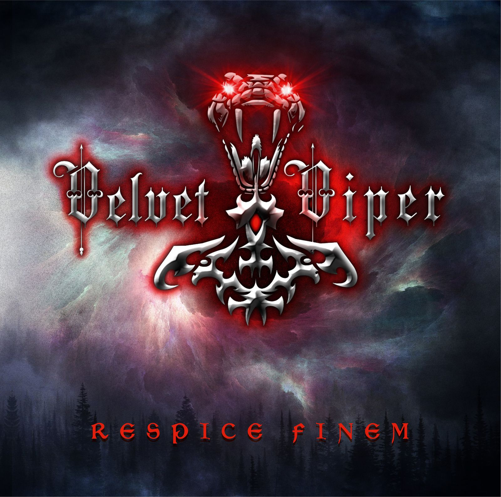 "CD review VELVET VIPER ""Respice Finem"""