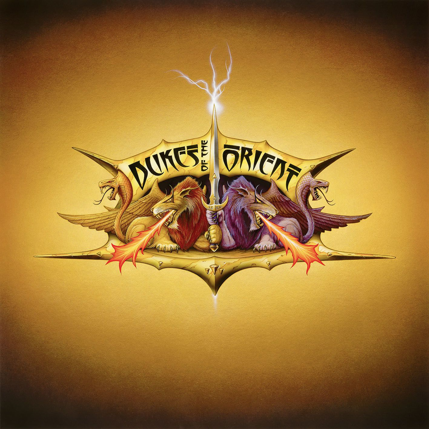"CD review DUKES OF THE ORIENT ""Dukes of the Orient"""