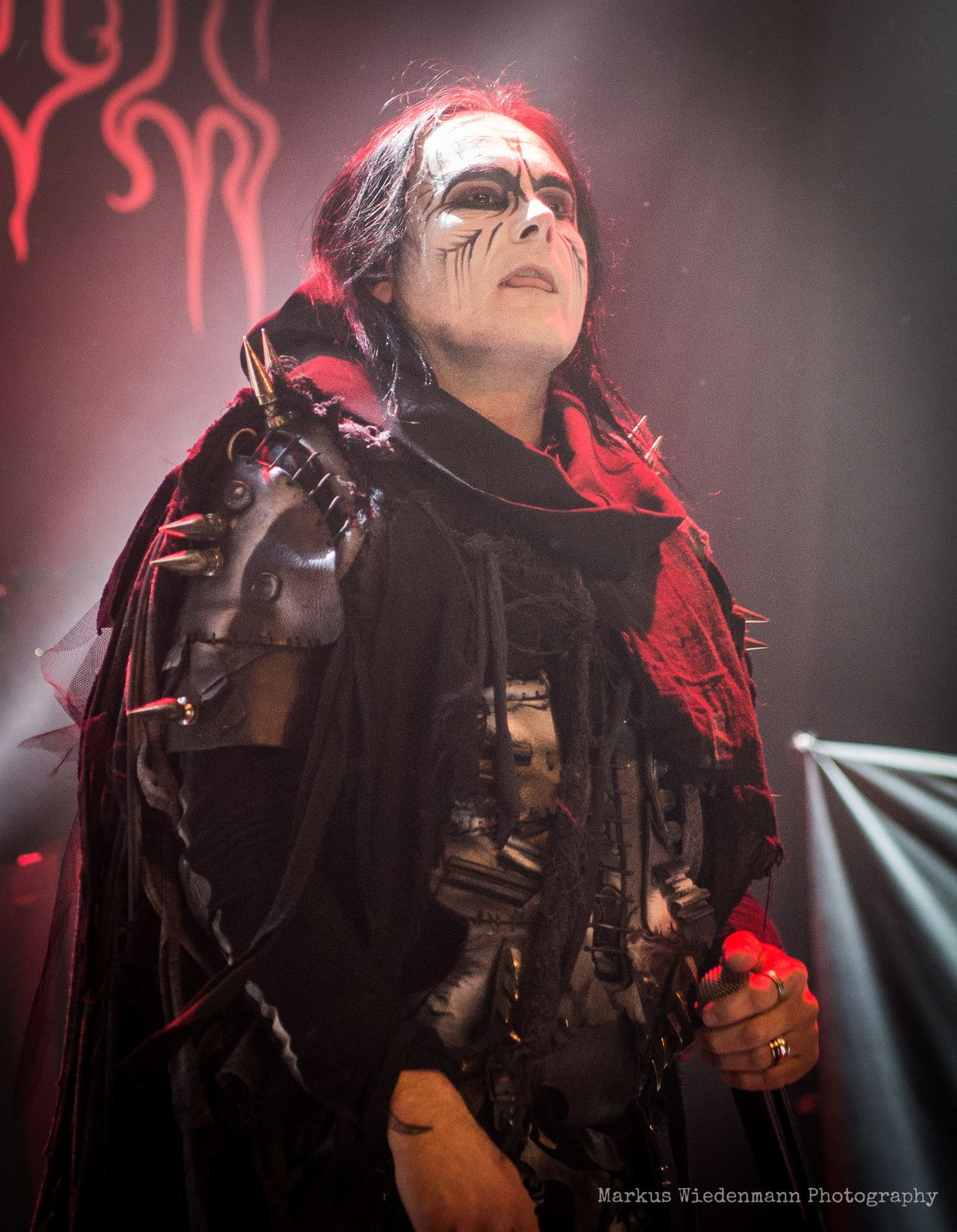 CRADLE OF FILTH and MOONSPELL photos from Haarlem show
