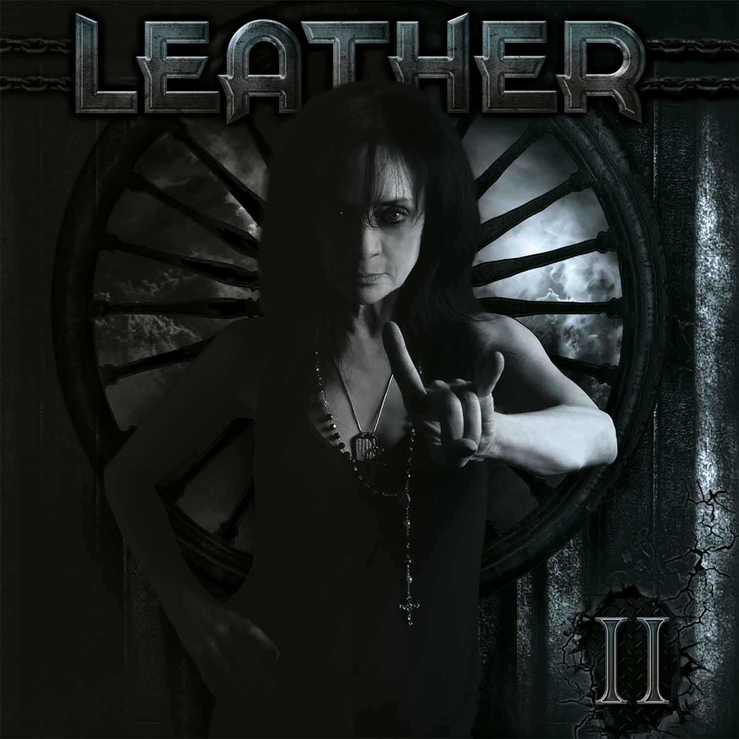 "CD review LEATHER ""II"""