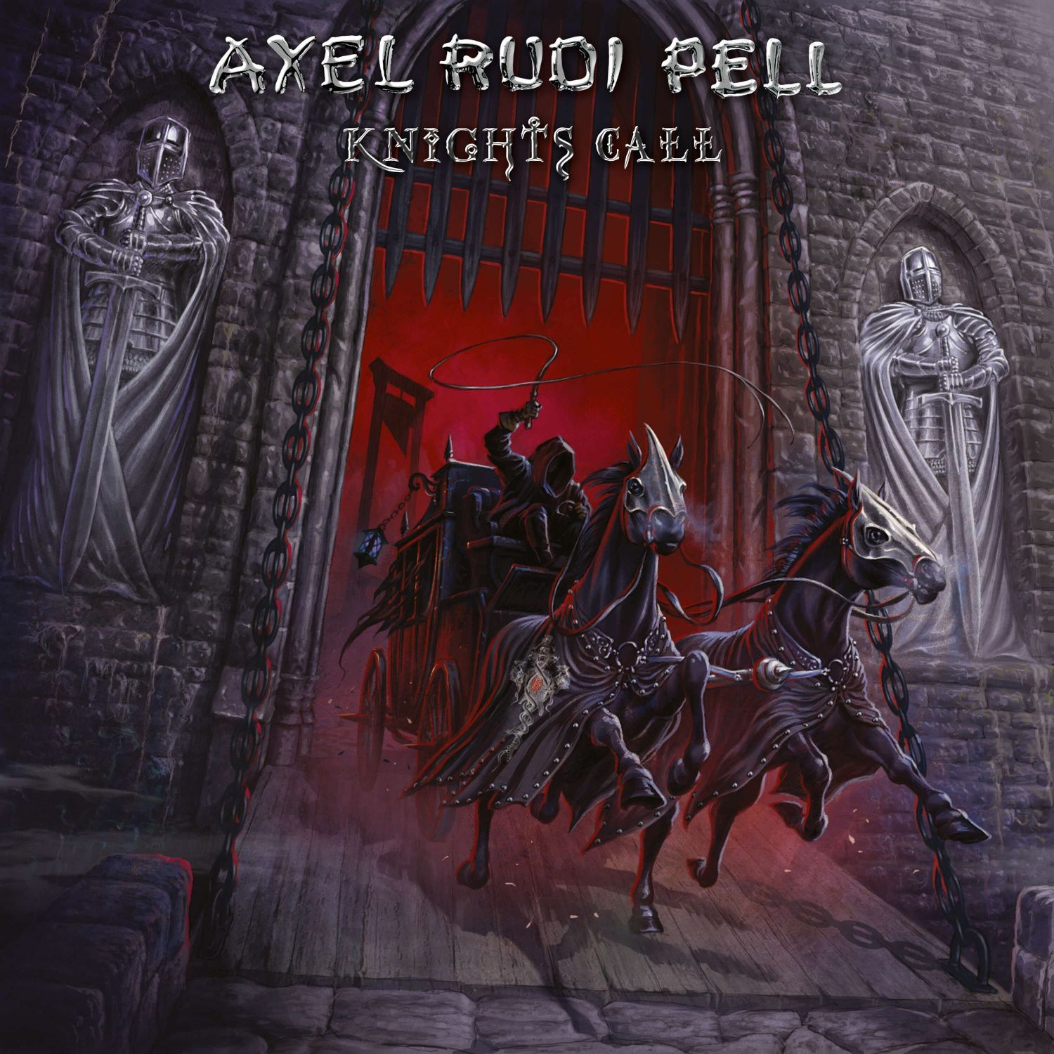 "CD review AXEL RUDI PELL ""Knight Call"""