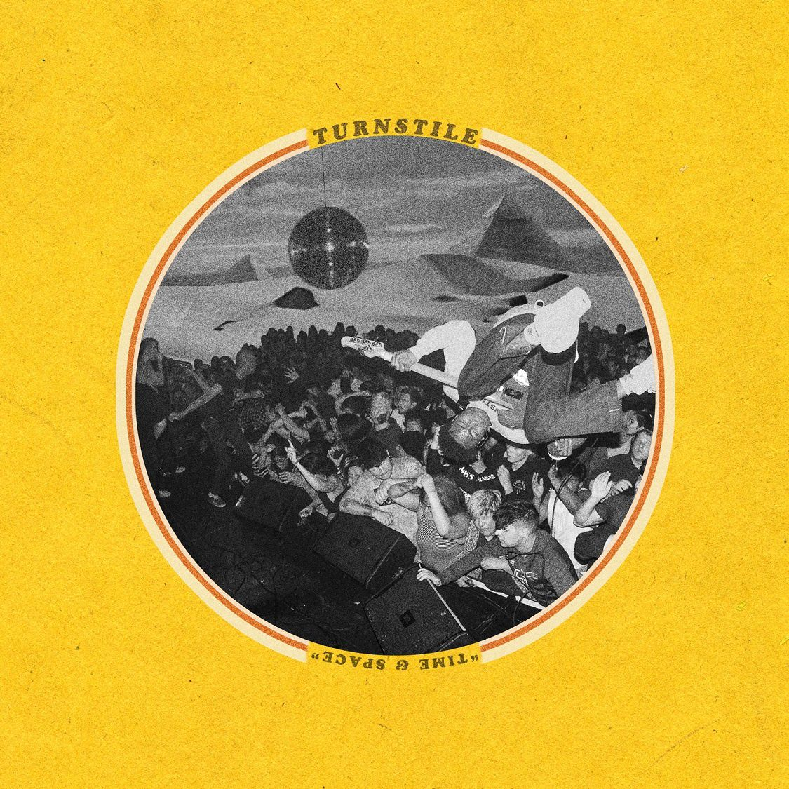 "CD review TURNSTILE ""Time & Space"""