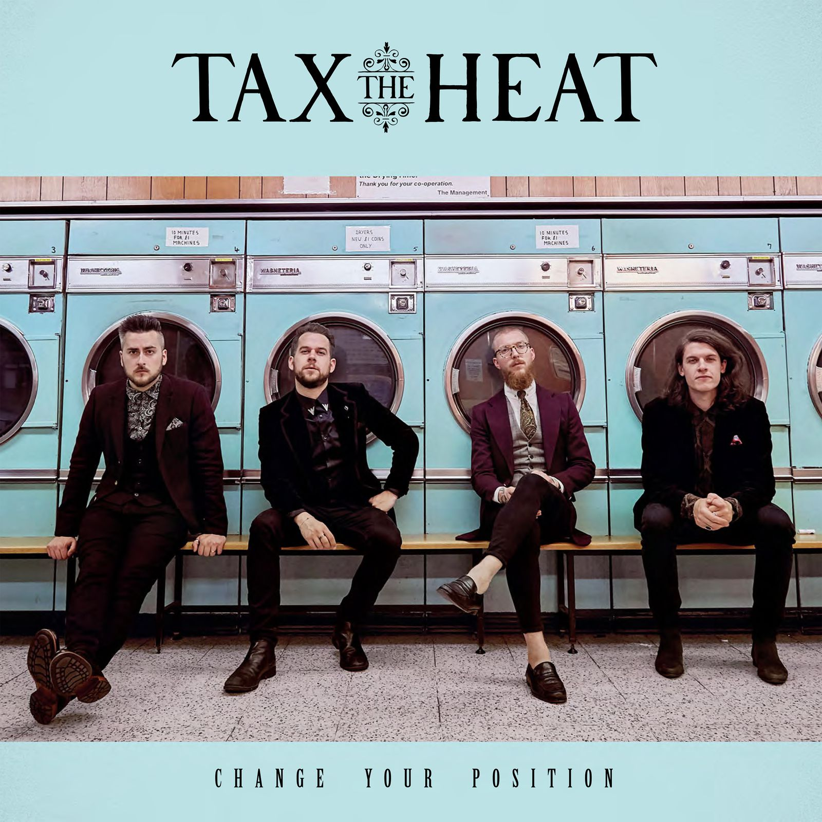 "CD review TAX THE HEAT ""Change Your Position"""