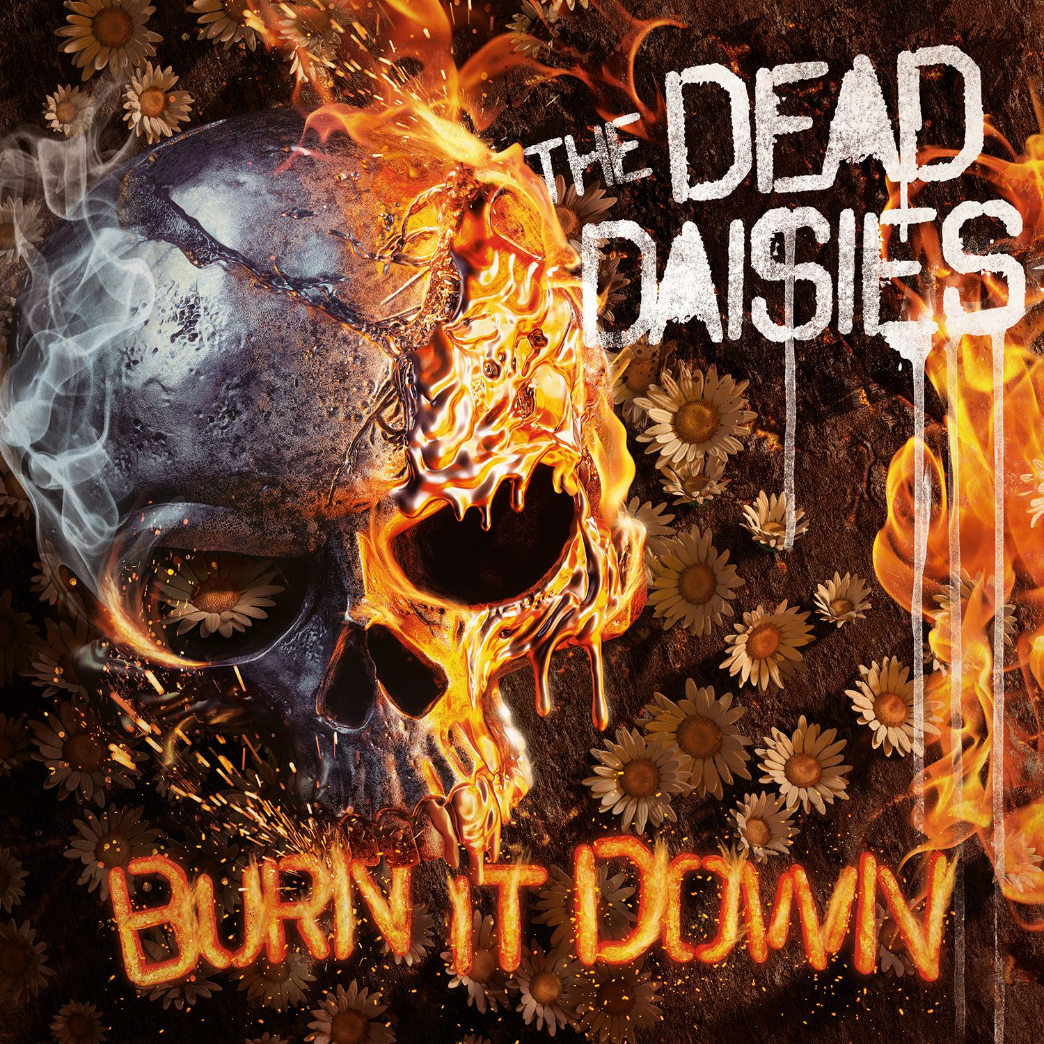 "CD review THE DEAD DAISIES """"Burn It Down"""