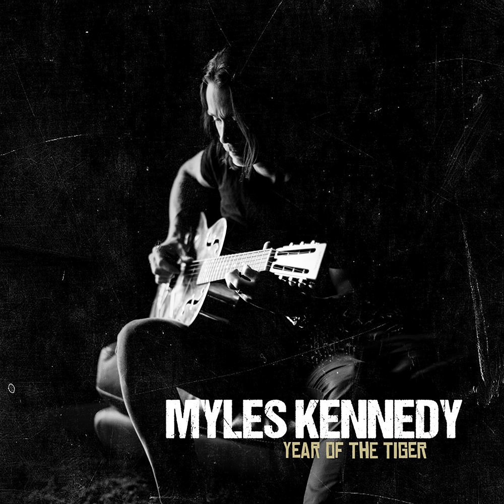 """CD review MYLES KENNEDY """"Year of the Tiger"""""""