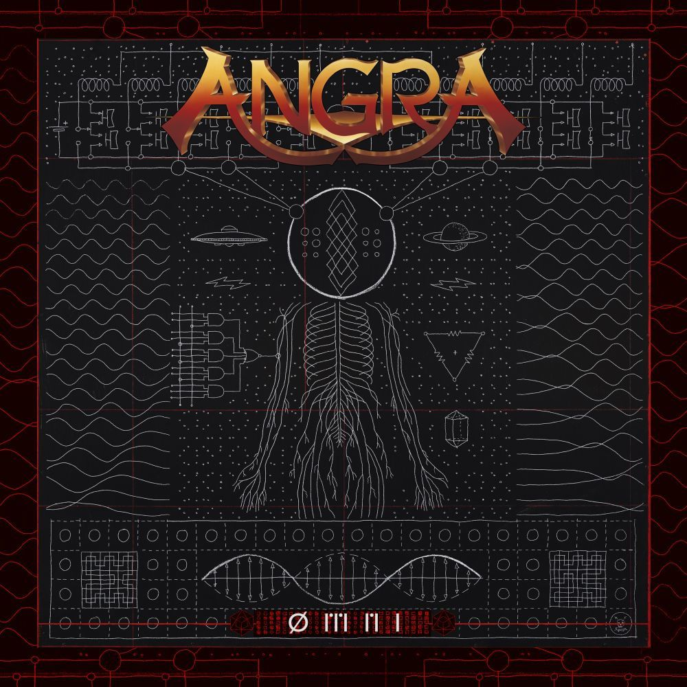 Interview with Felipe Andreoli from ANGRA