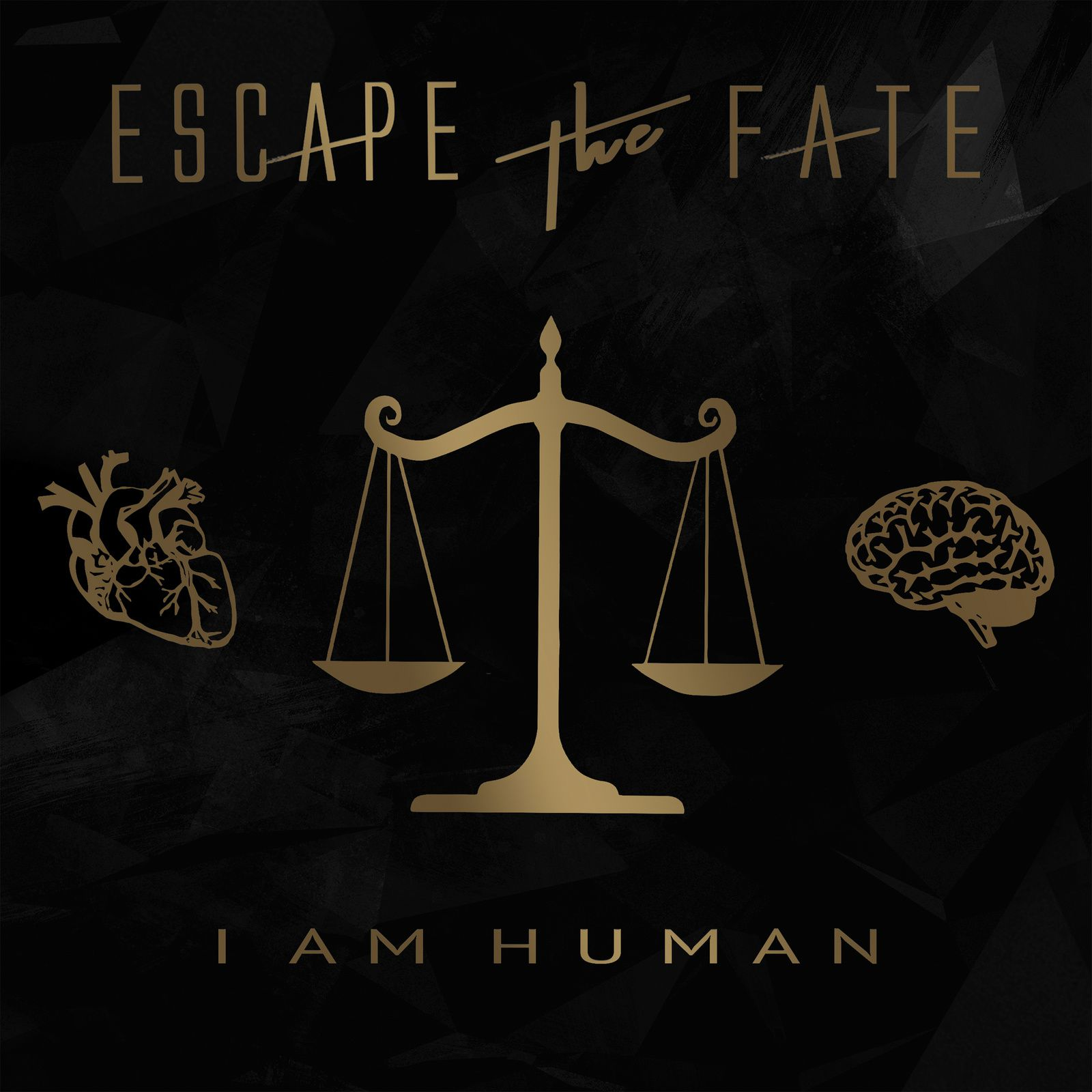 "CD review ESCAPE THE FATE ""I am Human"""