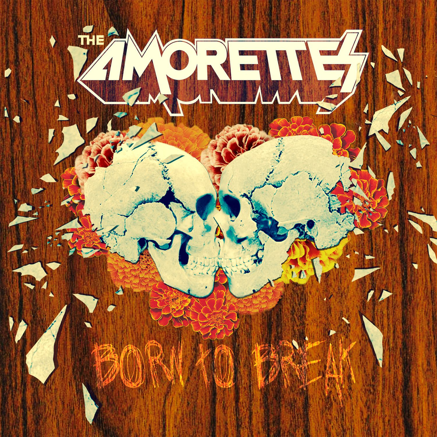 """CD review THE AMORETTES """"Born to Break"""""""