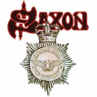 "CD review SAXON ""Saxon"" / ""Wheels of Steel"" / Strong Arms of the Law"" - re-issues"