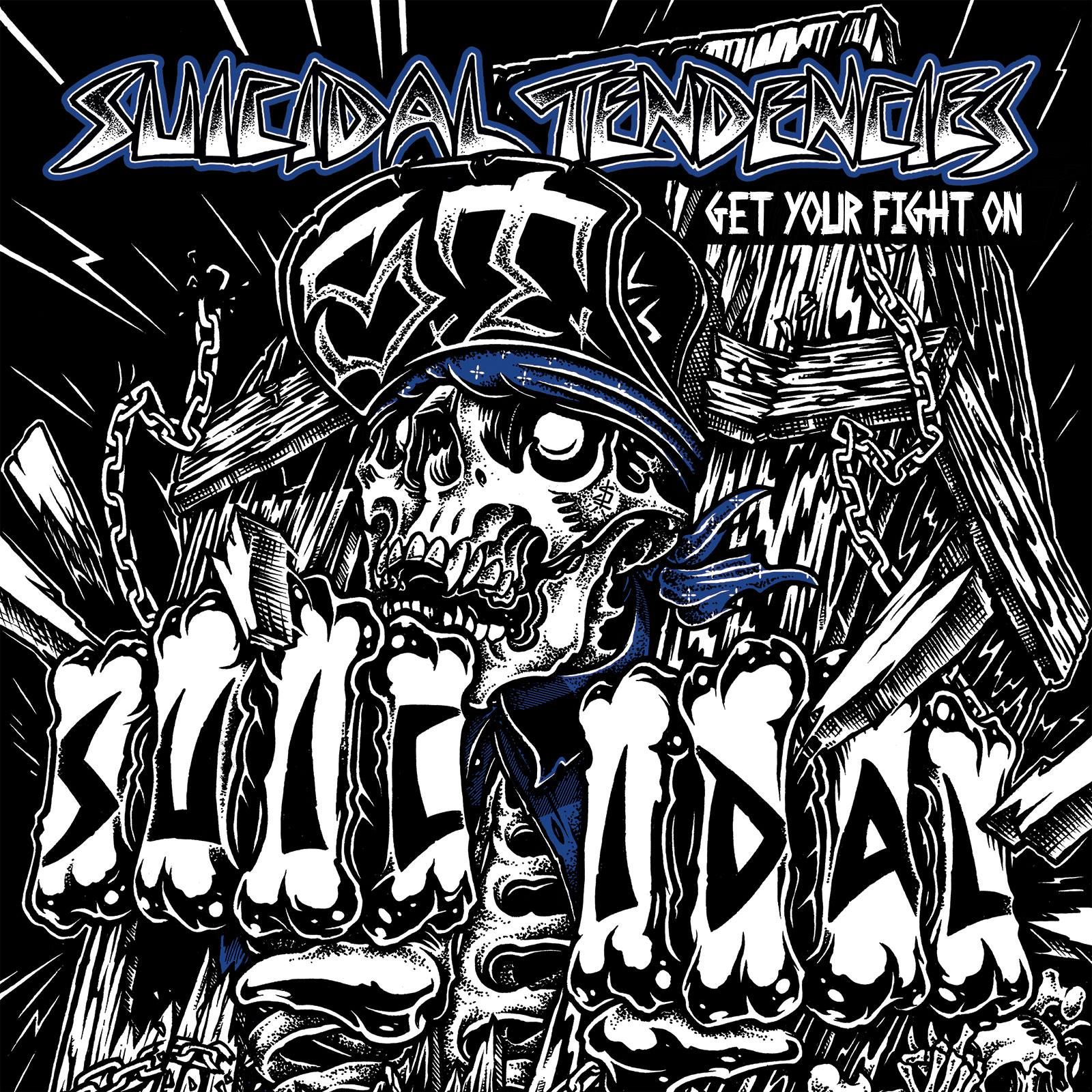 "CD review SUICIDAL TENDENCIES ""Get Your Fight On!"" - EP"