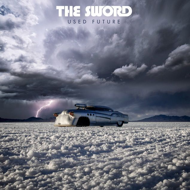 "CD review THE SWORD ""Used Future"""