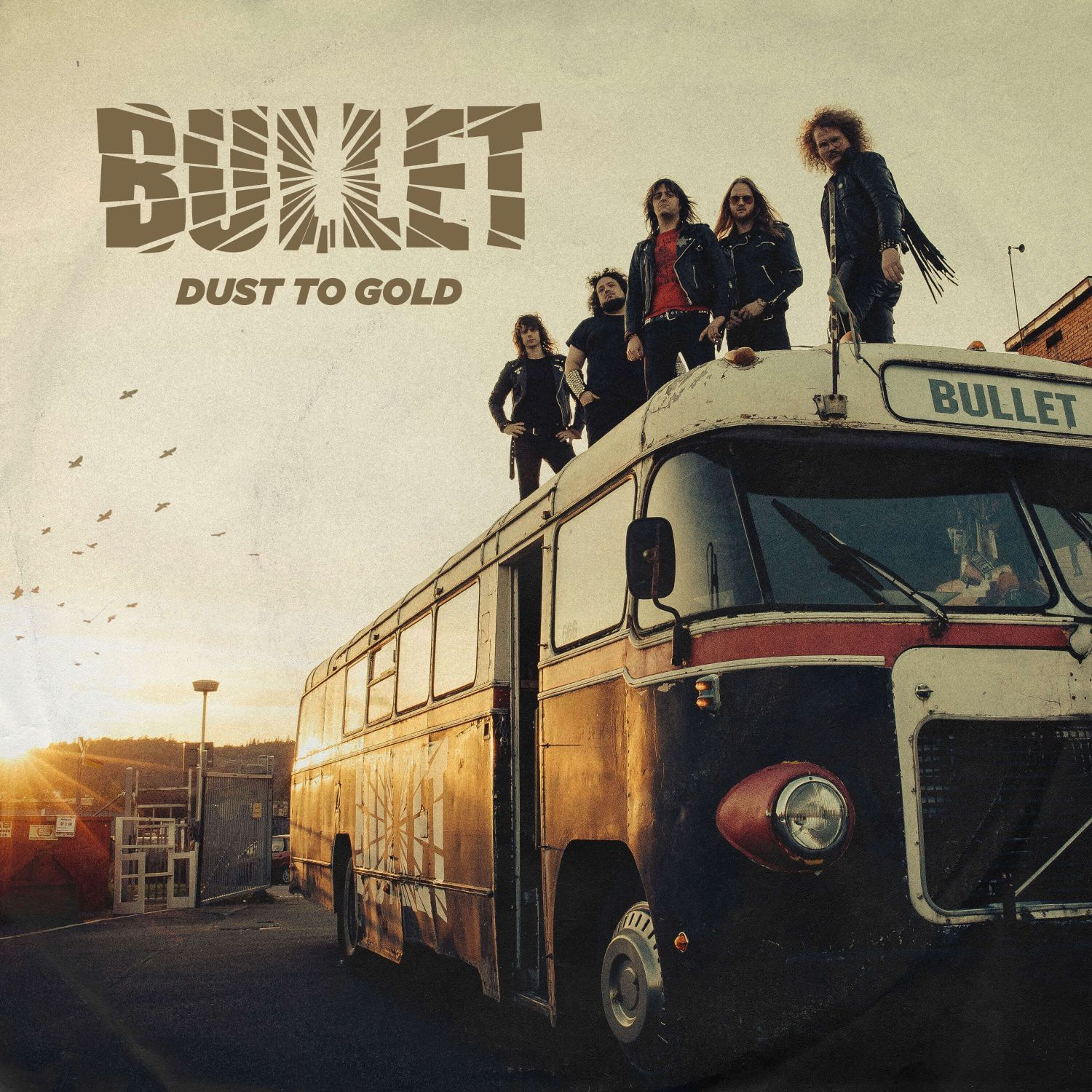 """CD review BULLET """"Dust to Gold"""""""