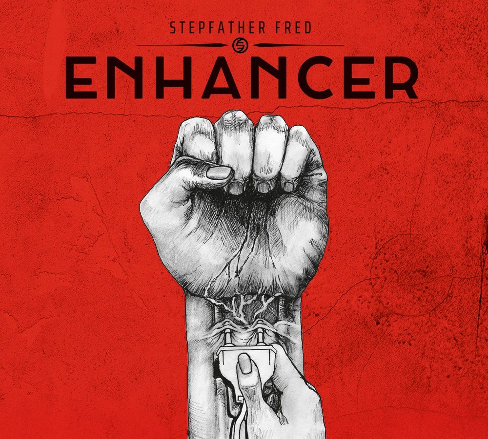 """CD review STEPFATHER FRED """"Enhancer"""""""