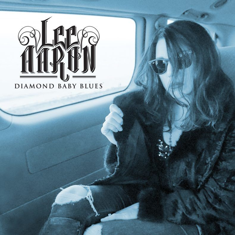 "CD review LEE AARON ""Diamond Baby Blues"""