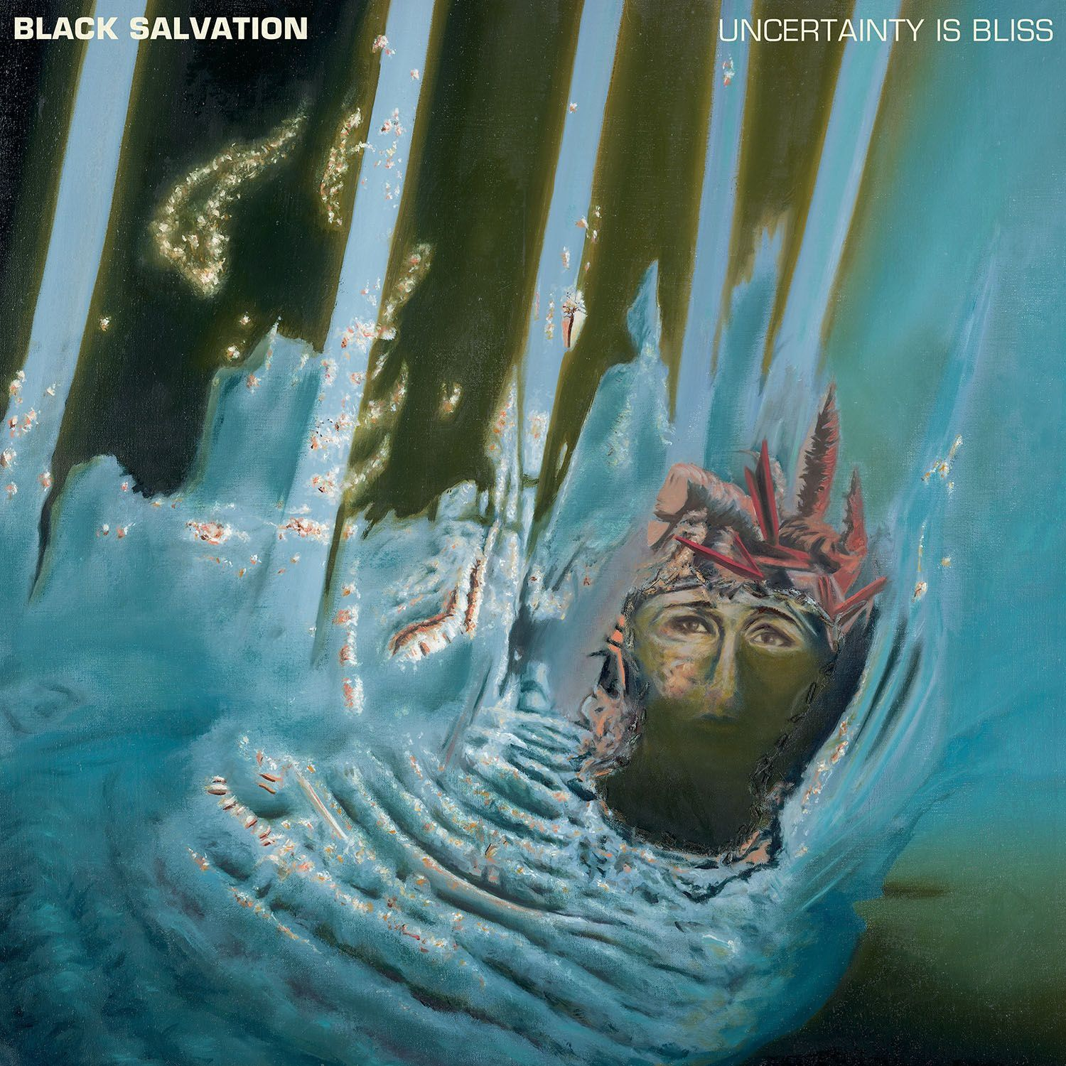 """CD review BLACK SALVATION """"Uncertainty is Bliss"""""""