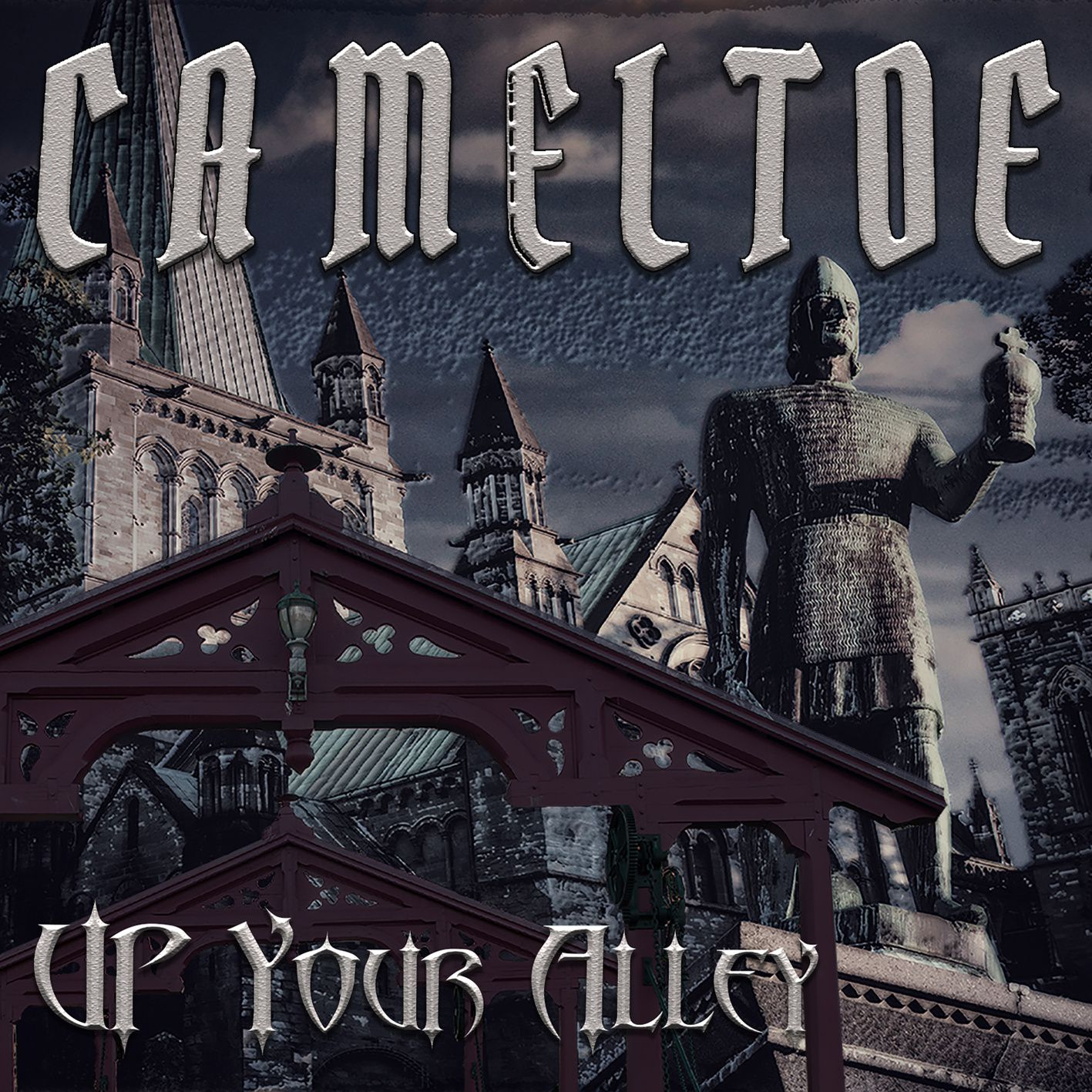 """CD review CAMELTOE """"Up Your Alley"""""""