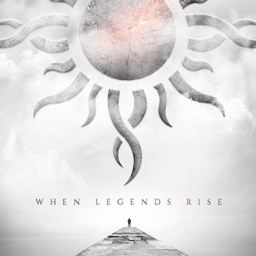 "CD review GODSMACK ""When Legends Rise"""