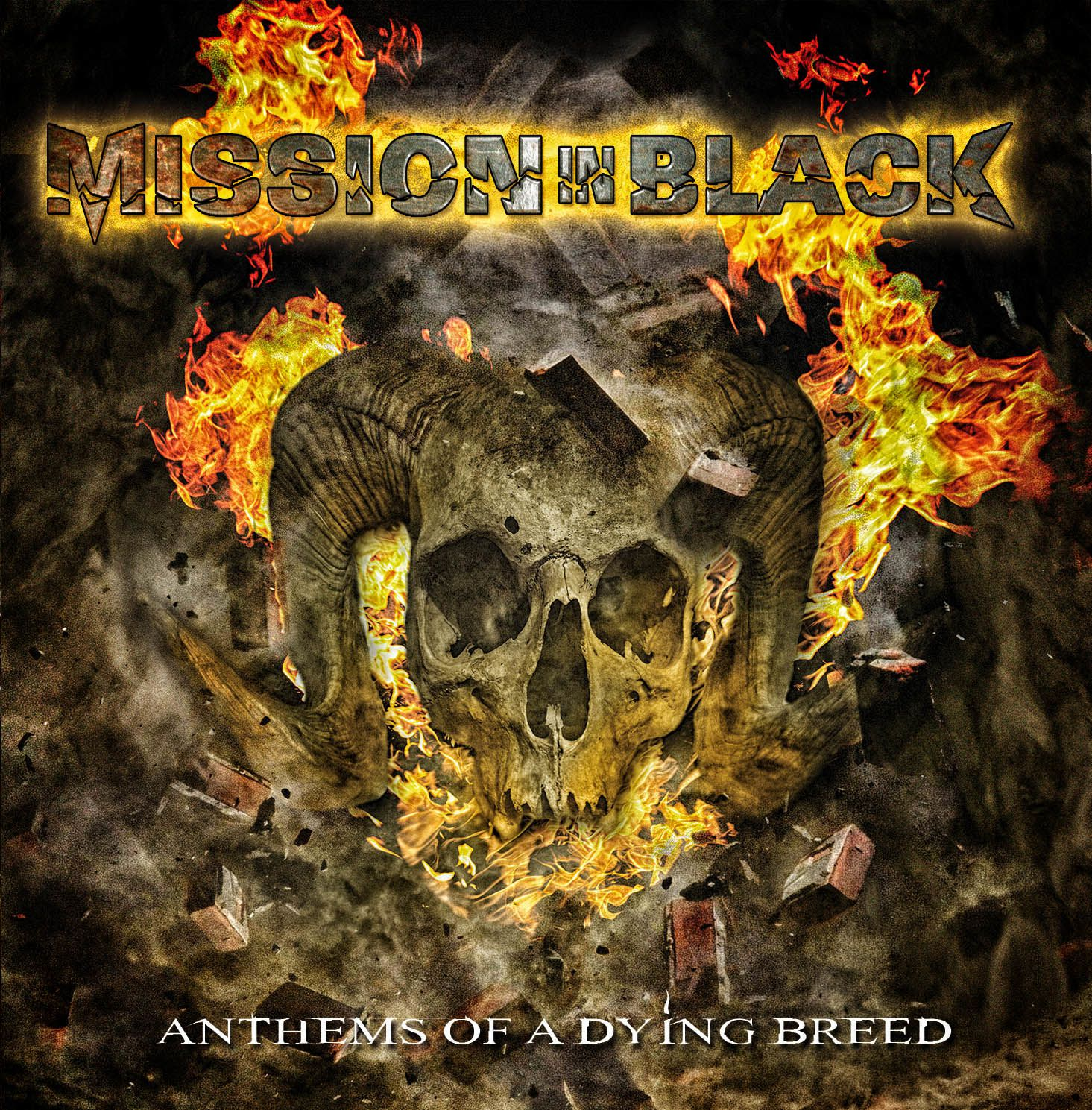 "CD review MISSION IN BLACK ""Anthems of a Dying Breed"""