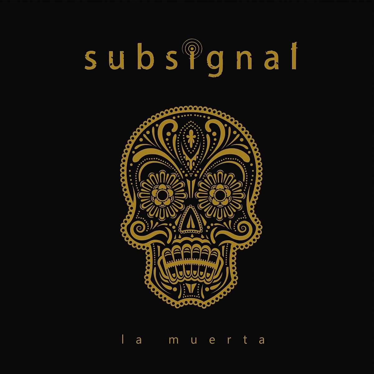 "SUBSIGNAL unveils a new song from ""La Muerte"""