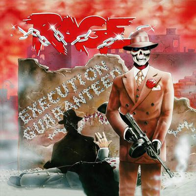 """Pure Steel Records re-issues RAGE's """"Execution Guaranteed"""" classic"""
