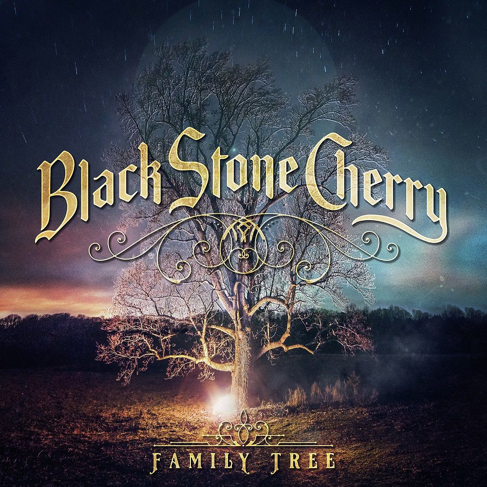 "CD review BLACK STONE CHERRY ""Family Tree"""