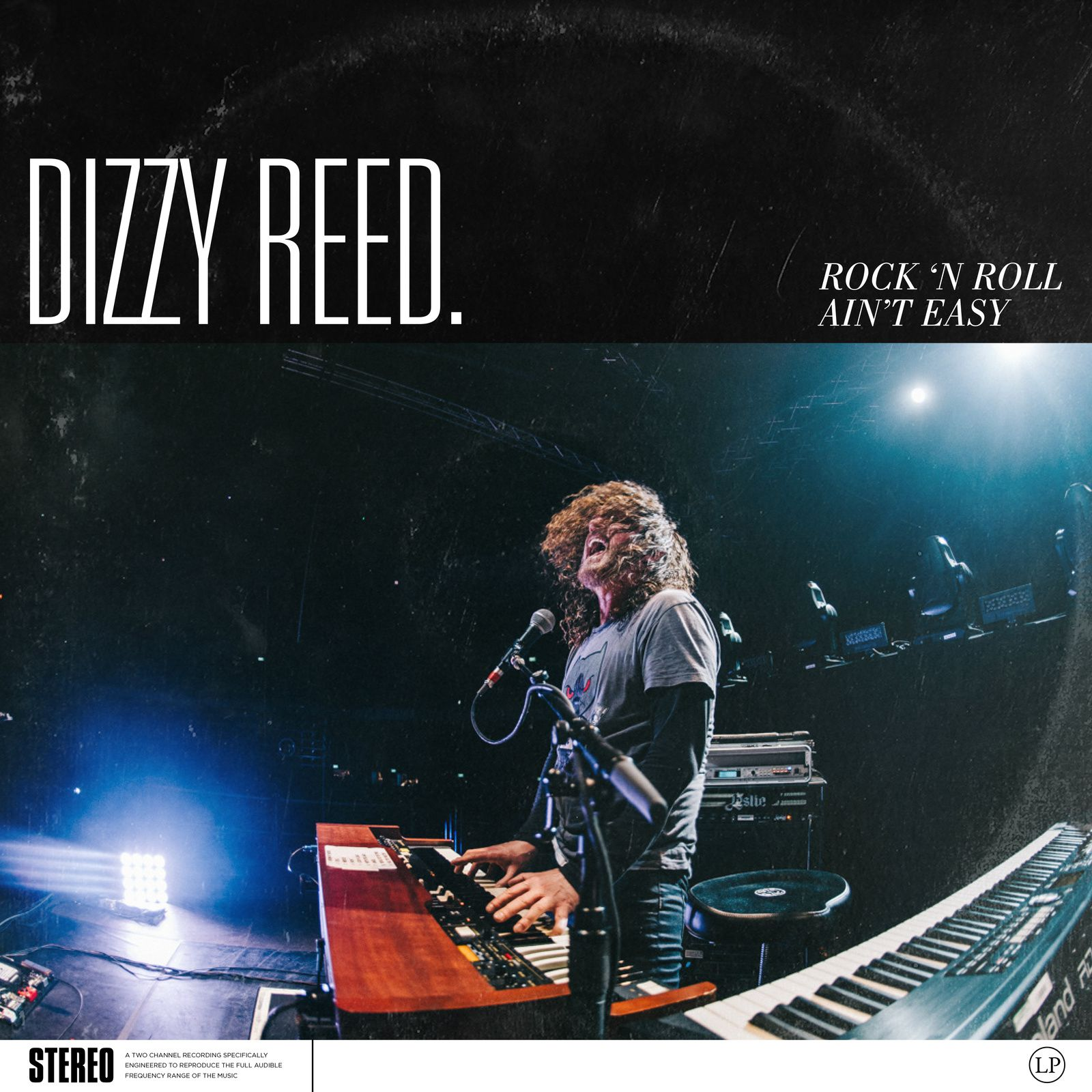 "CD review DIZZY REED ""Rock'n'Roll Ain't Easy"""