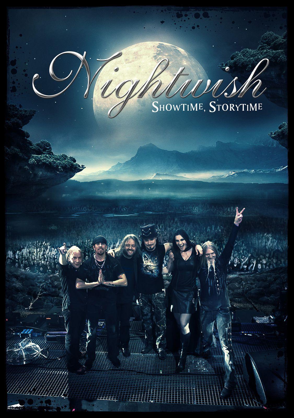 New NIGHTWISH video from Wacken in 2013