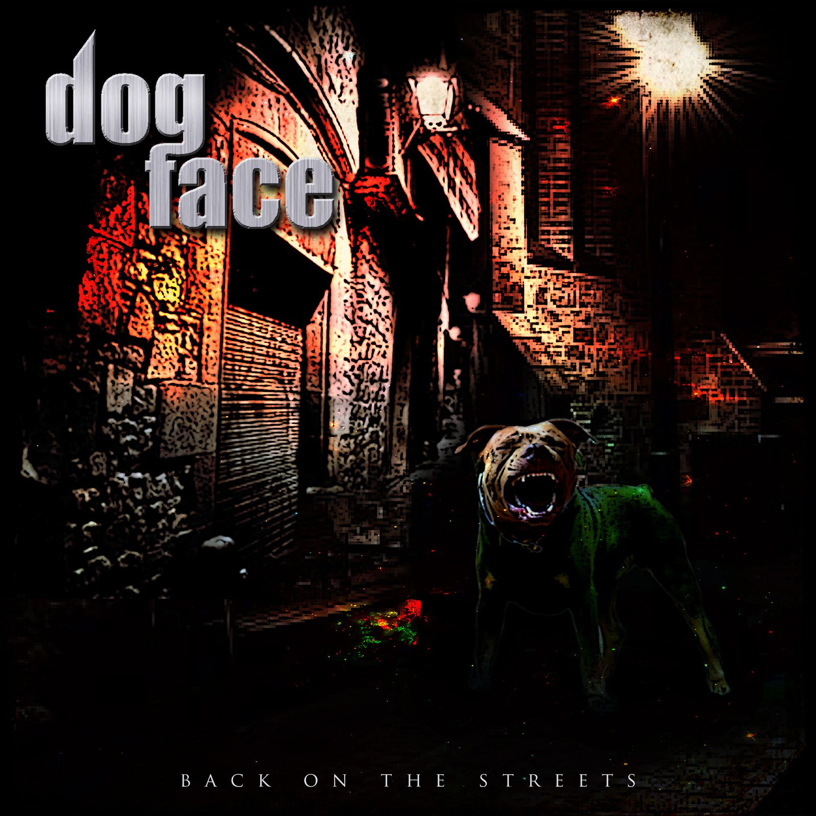 """CD review DOGFACE """"Back on the streets"""""""