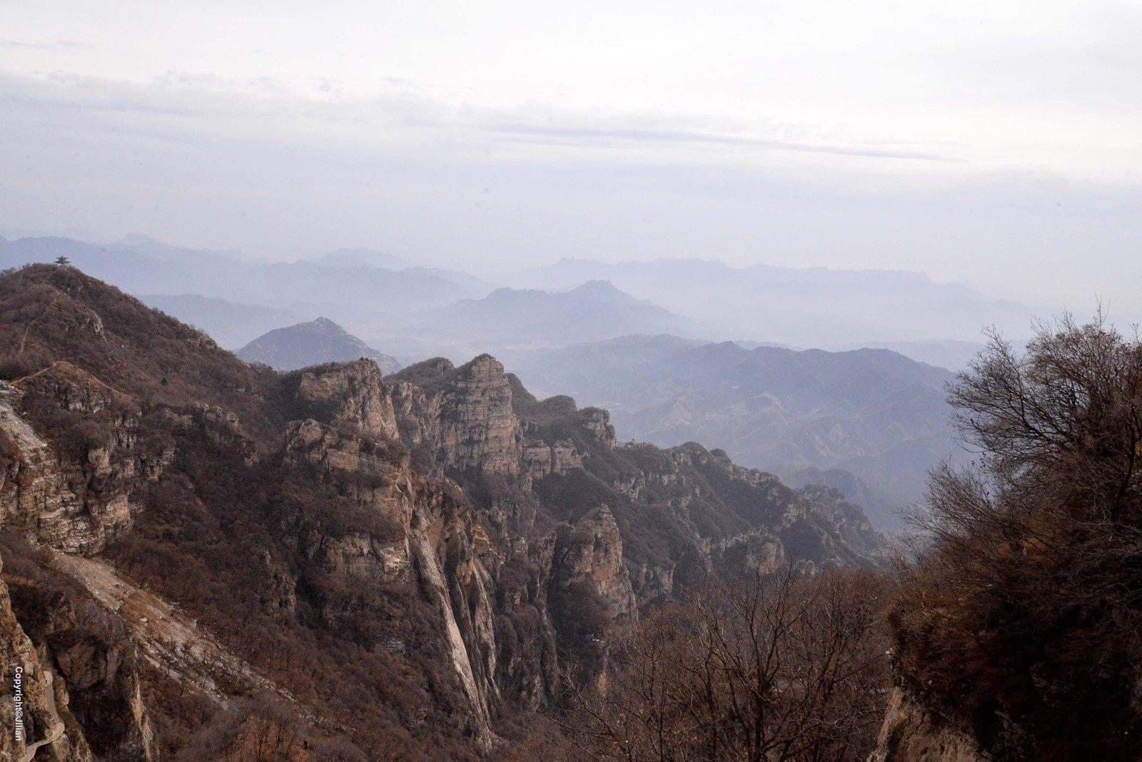 White Stone Mountain - 白石山 (Baishishan)