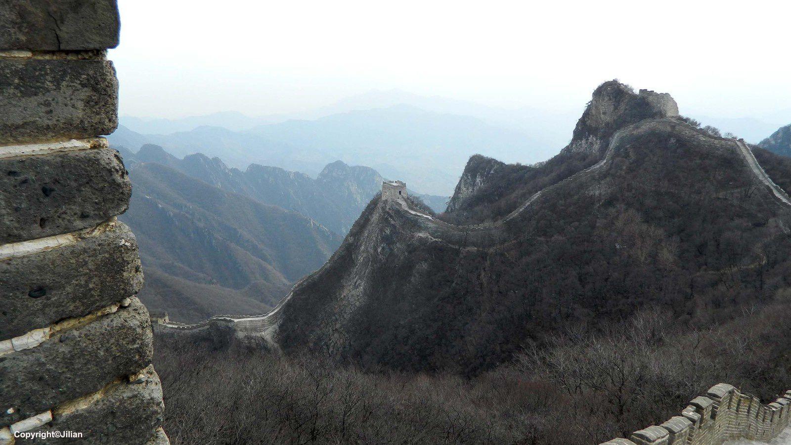 La Grande Muraille à Jiankou - 箭扣长城