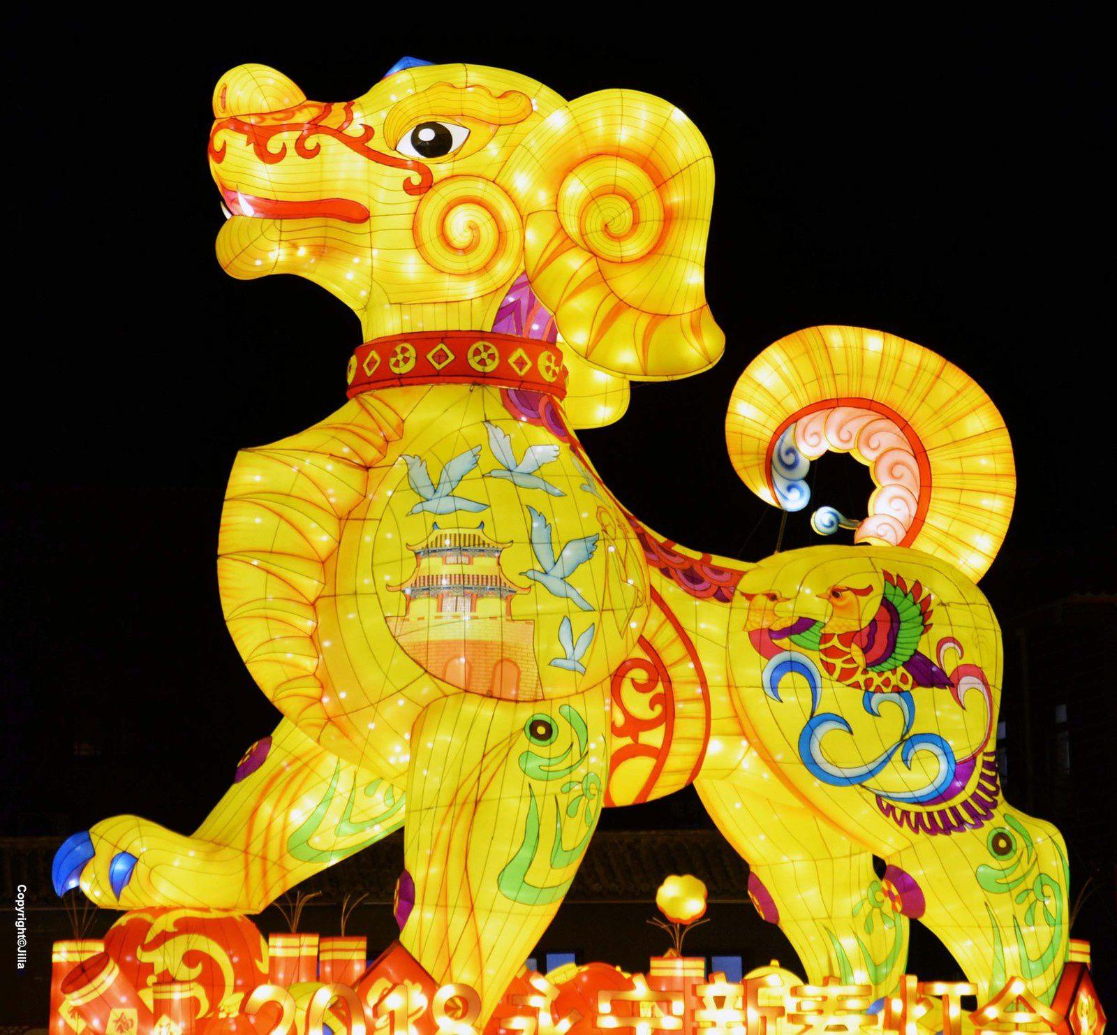 La Fête des Lanternes à Yongning - 永宁的元宵节