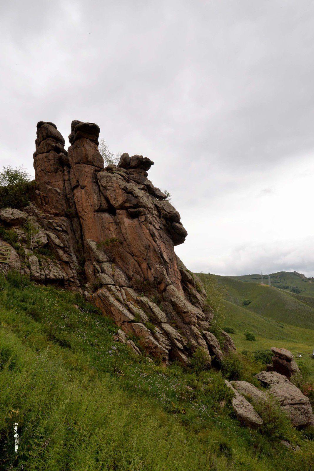 Mongolie intérieure : Arxan - 内蒙古 :阿尔山