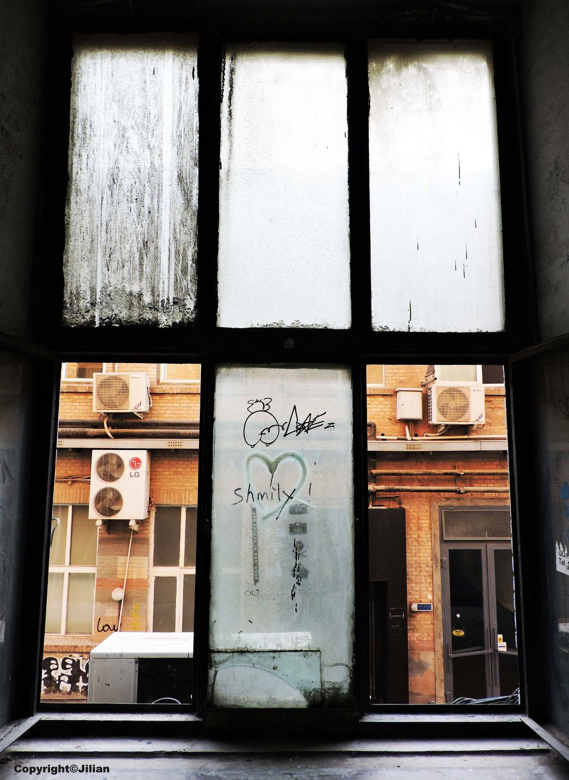 Le centre d'art de 798 à Beijing, encore et toujours - 永远的北京798 艺术中心