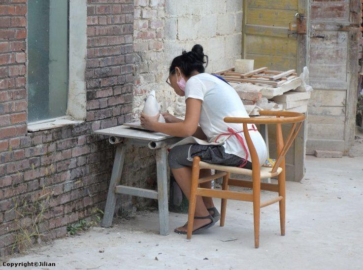 Jingdezhen : l'art de la céramique - 景德镇 : 陶瓷艺术