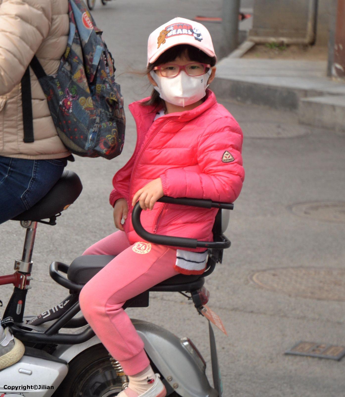 Beijing au temps du coronavirus. 8 - 冠状病毒时代的北京. 8
