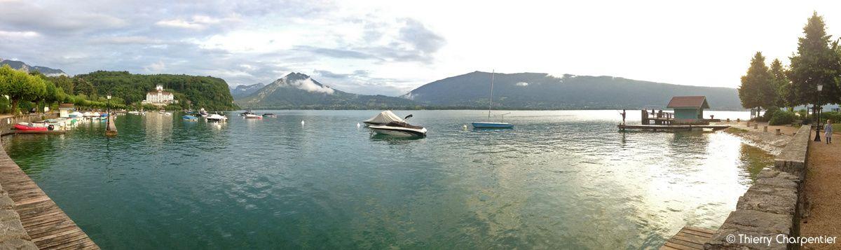 Annecy : Le Lac et ses environs