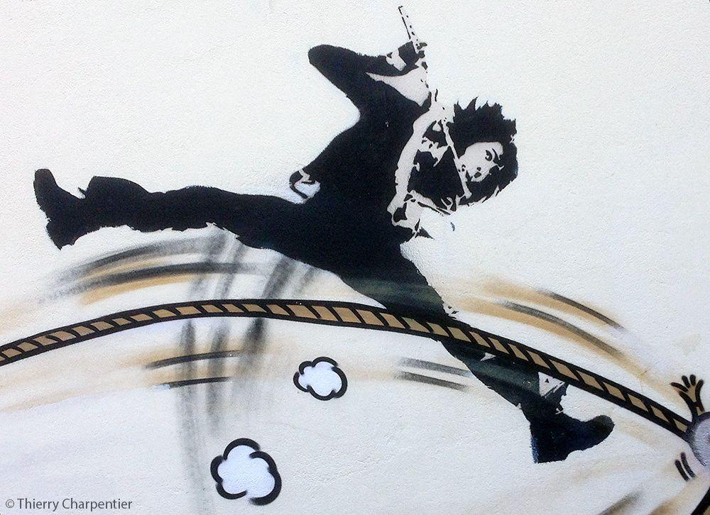 Graphisme de rue / Street Art