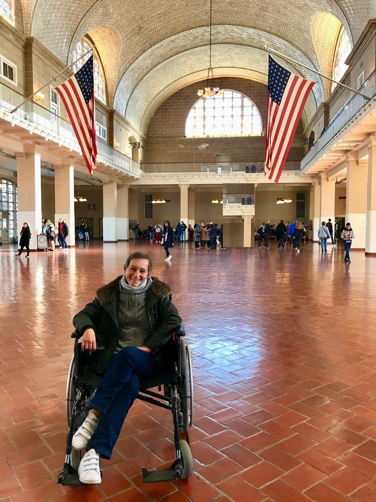 Ellis Island, New York - Octobre 2018