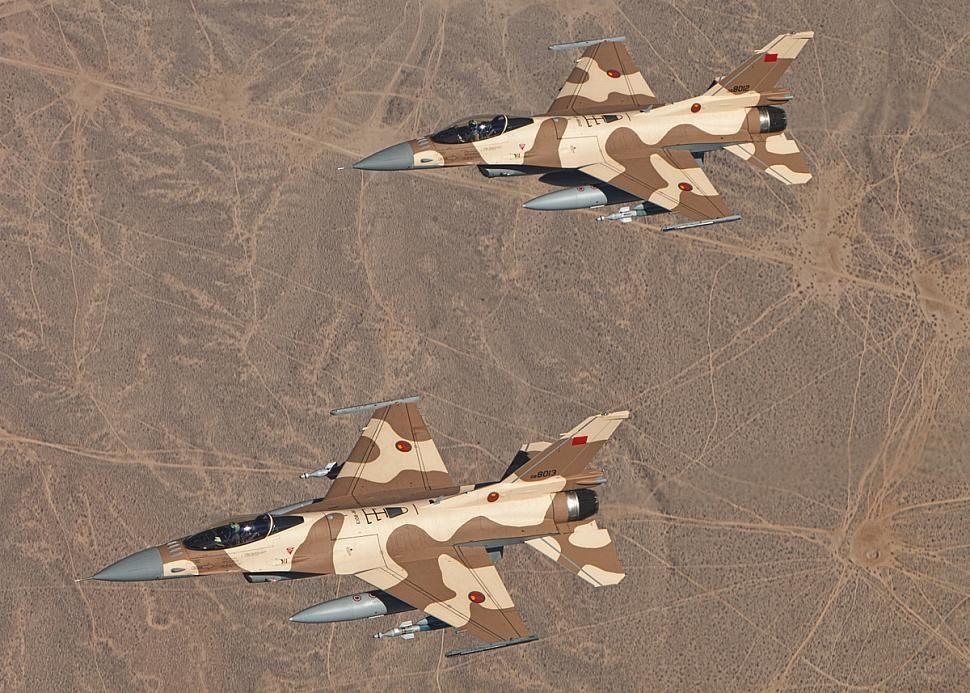 La Force Aérienne Royale Marocaine va moderniser ses F-16C/D