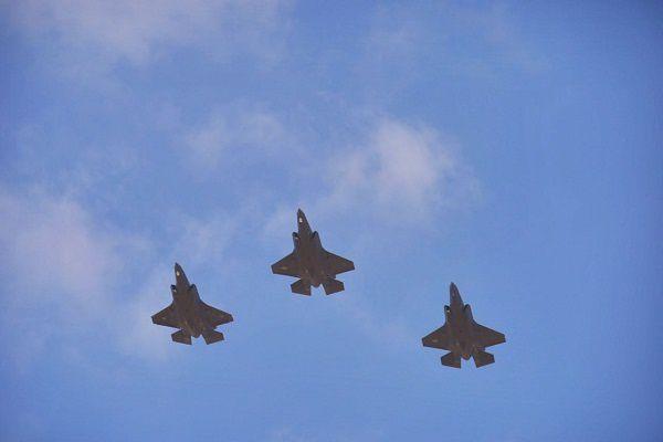 La Force Aérienne Israélienne réceptionne trois F-35I Adir supplémentaires