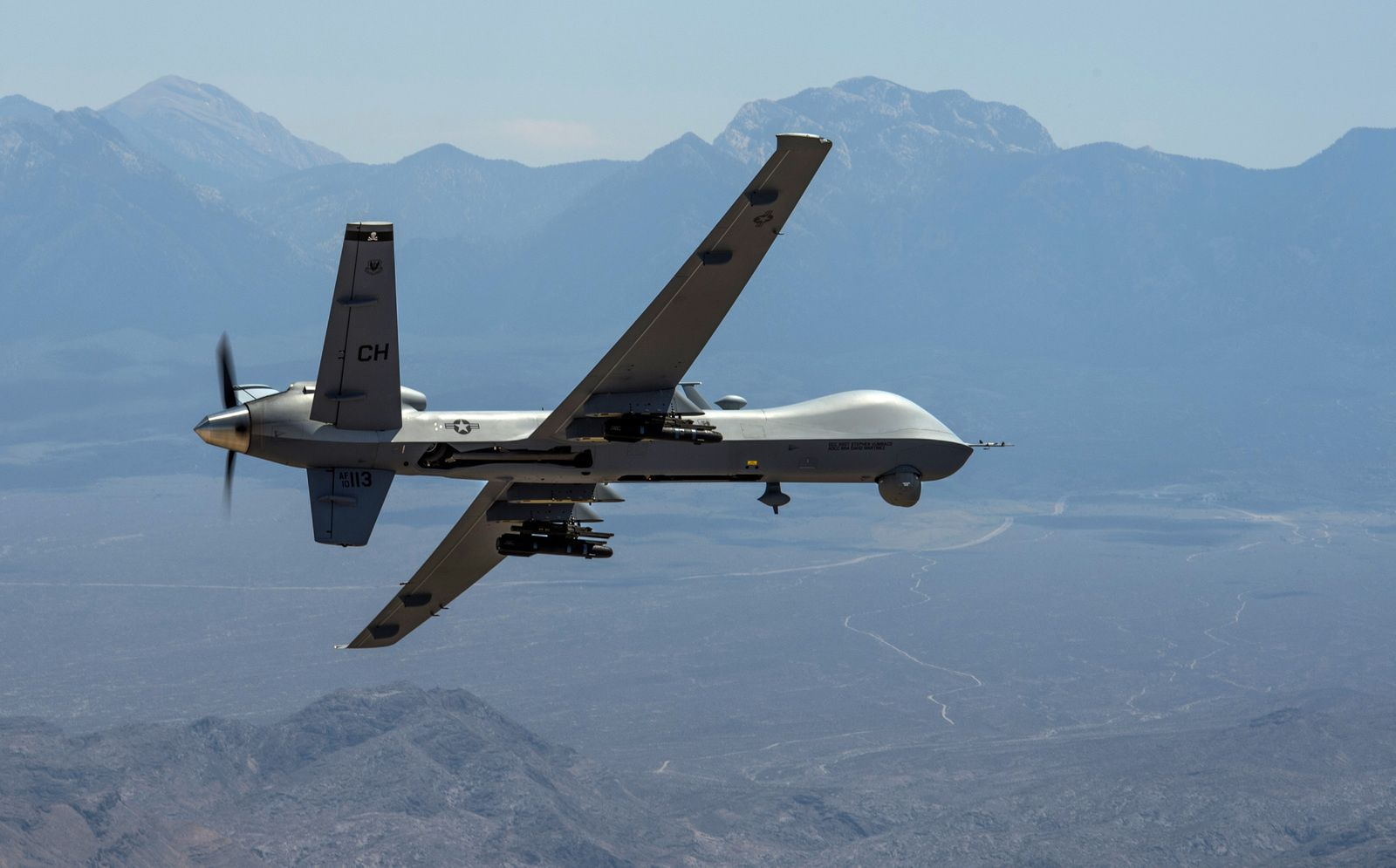 Les MQ-9 Reaper de l'US Air Force se dotent de la GBU-38 JDAM