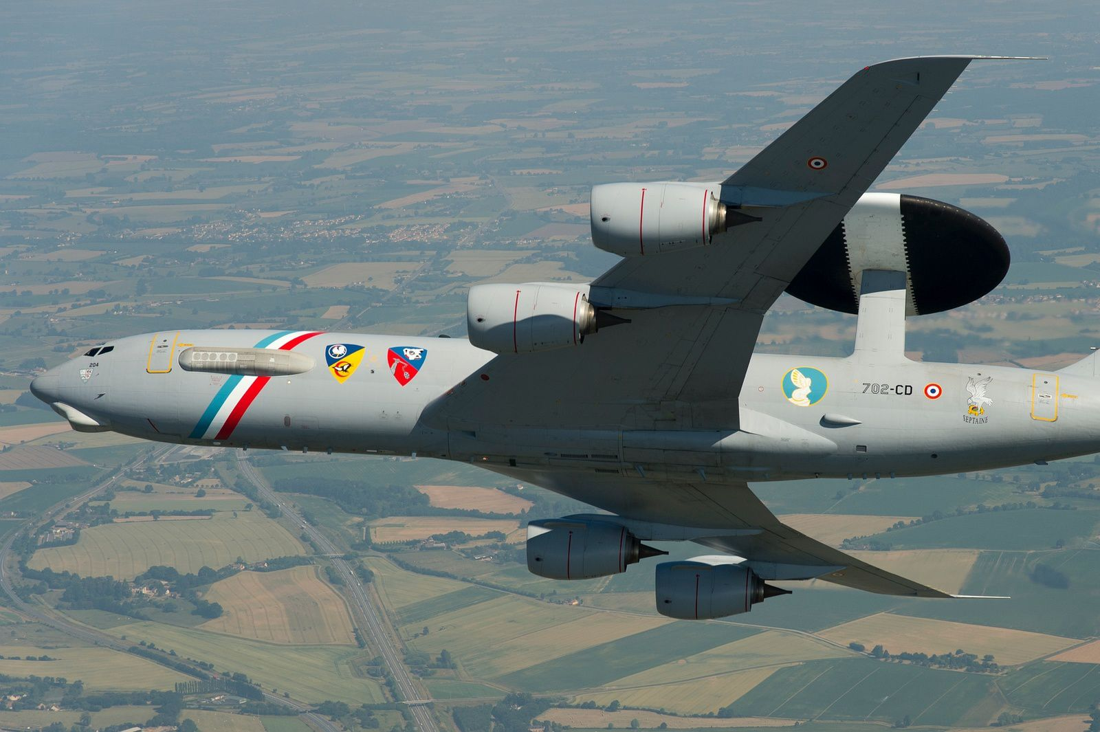 L'Armée de l'Air modernise l'avionique de ses E-3F Sentry AWACS