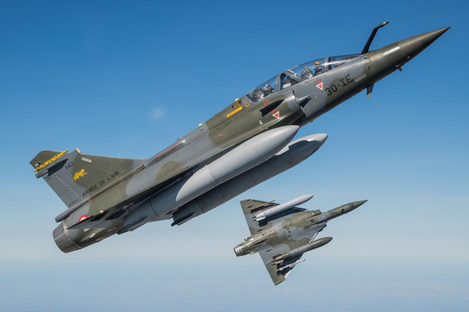 L'Armée de l'Air participe à l'exercice Bold Quest aux Etats-Unis