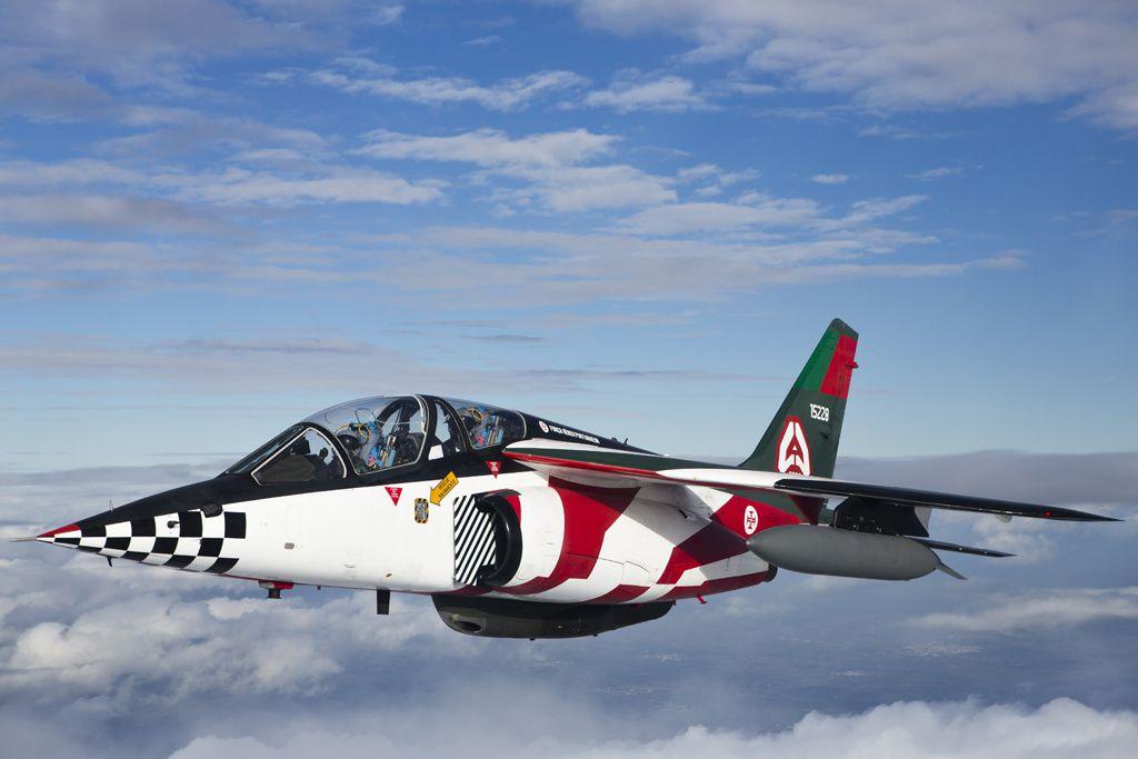 © Força Aérea Portuguesa / Expresso.