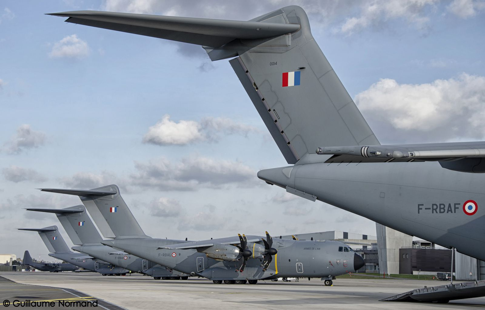 PHOTOS - Le SIGEM refait escale sur la base aérienne 123 d'Orléans